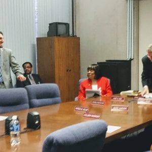 Northwest Plaza lease 'quarterback' Badino testifies in council's inquiry