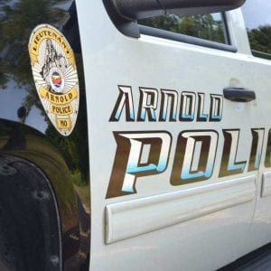 Three ways to donate to injured Arnold officer's family