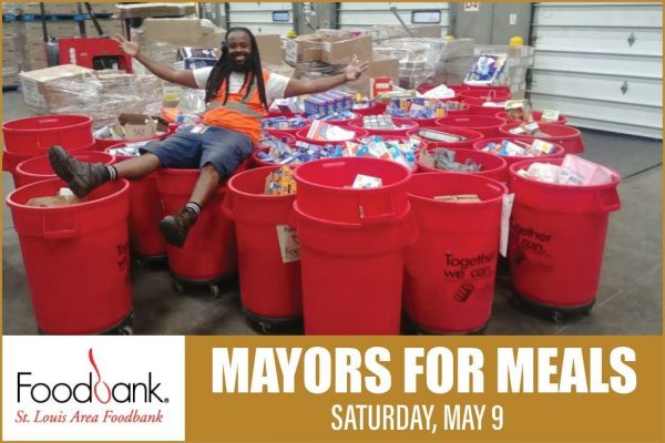 'Mayors for Meals' food drive Saturday will assist families in 26 area counties