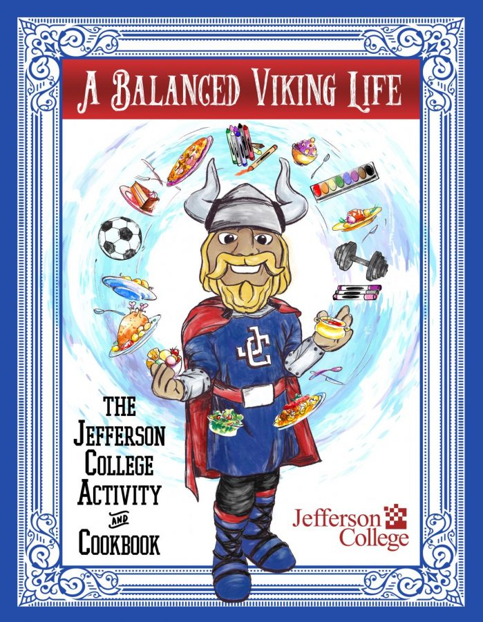 The cover of 'A Balanced Viking Life.'