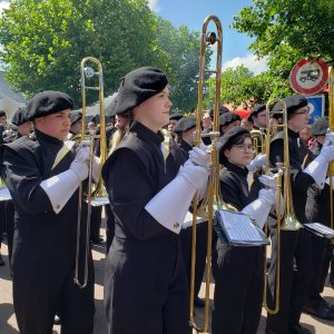 Gallery: Oakville High School Band travels to France for 75th D-Day anniversary