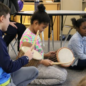 PHOTOS from Beasley Elementary International Day: I hear the drums echoing tonight