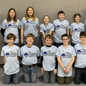 'Patribots' qualify for regional robot tourney
