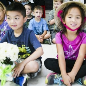 Mehlville's GRATE Summer Academy students help community with service