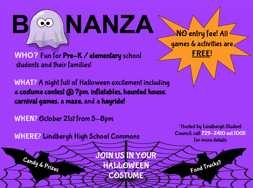 LHS+Student+Council+to+host+annual+Boonanza