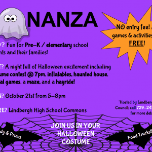 LHS Student Council to host annual Boonanza
