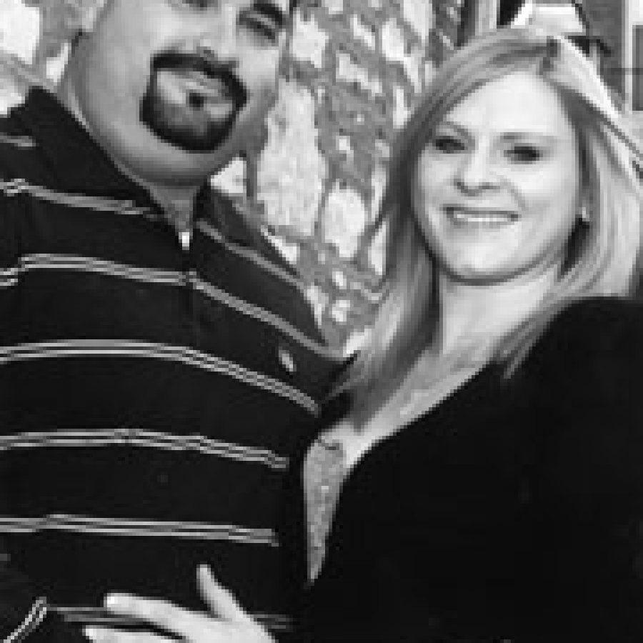 Terry Logan Jr. and Sara Brayfield