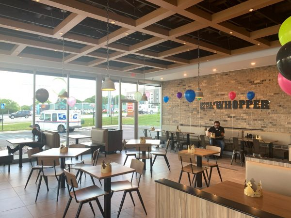 Sunset Hills Burger King gets facelift, one of the first in the country