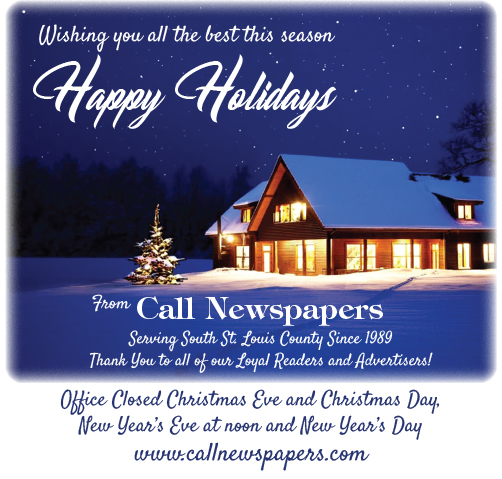 Happy Holidays from Call Newspapers