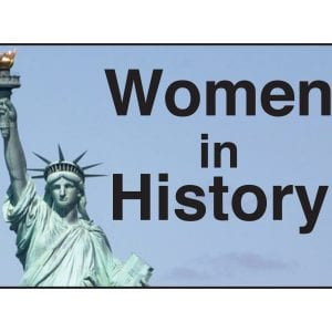 Call Newspapers celebrates 'Women in History' in 2020