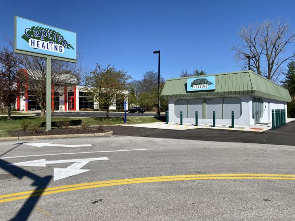 Captiva Healing Dispensary, 9933 Watson Road in Crestwood, appears set to be the first dispensary to open in South County, with its website promoting a grand opening April 8. As of Thursday, April 1, the dispensary appeared to be open for a soft opening.