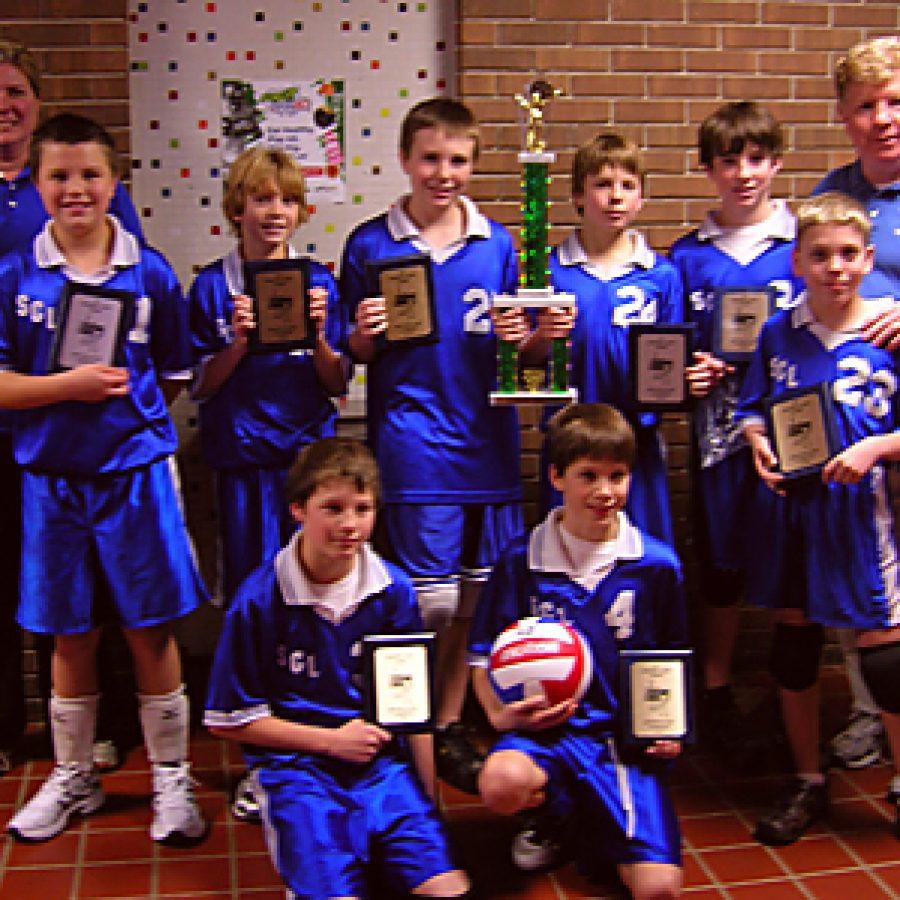 Boys capture city-county championship