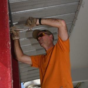 Mehlville Superintendent Chris Gaines went 'Facebook live' from Puerto Rico while rebuilding Colegio Bautista in Juncos Jan. 24.