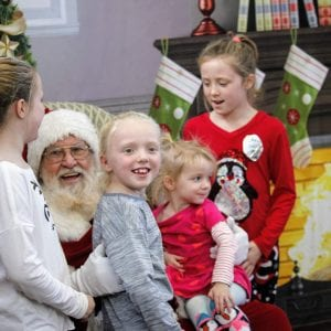 Crestwood celebrates five years of Christmas