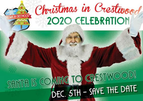 Christmas in Crestwood kicks off, Santa comes to town