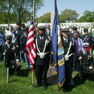 56th Colored Infantry honored for bravery