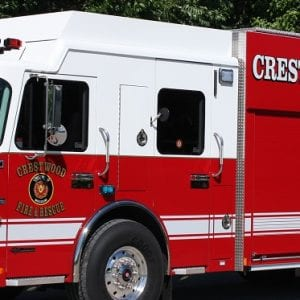 Crestwood Fire earns ISO Class 2 rating