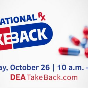 Turn in unwanted prescription drugs at DEA Takeback Day: Here's the locations