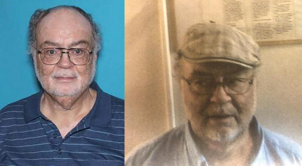 These two photos of Dennis Noftsinger were provided by police.