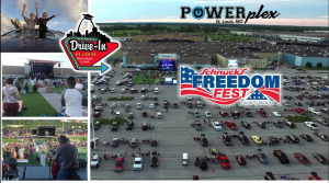 PowerPlex will host drive-in fireworks for Fourth of July