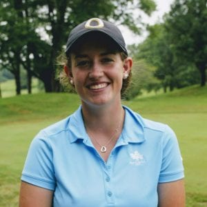 Oakville High head coach Emily Baker says golfers can still join the Oakville Tigers girls' golf team this season and have an opportunity to hit the links. Photo by Bill Milligan.