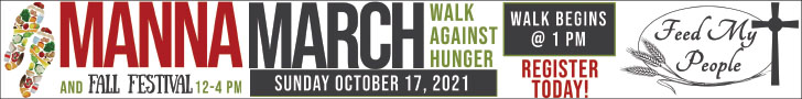Feed+My+People+hosting+its++annual+Manna+March+against+hunger