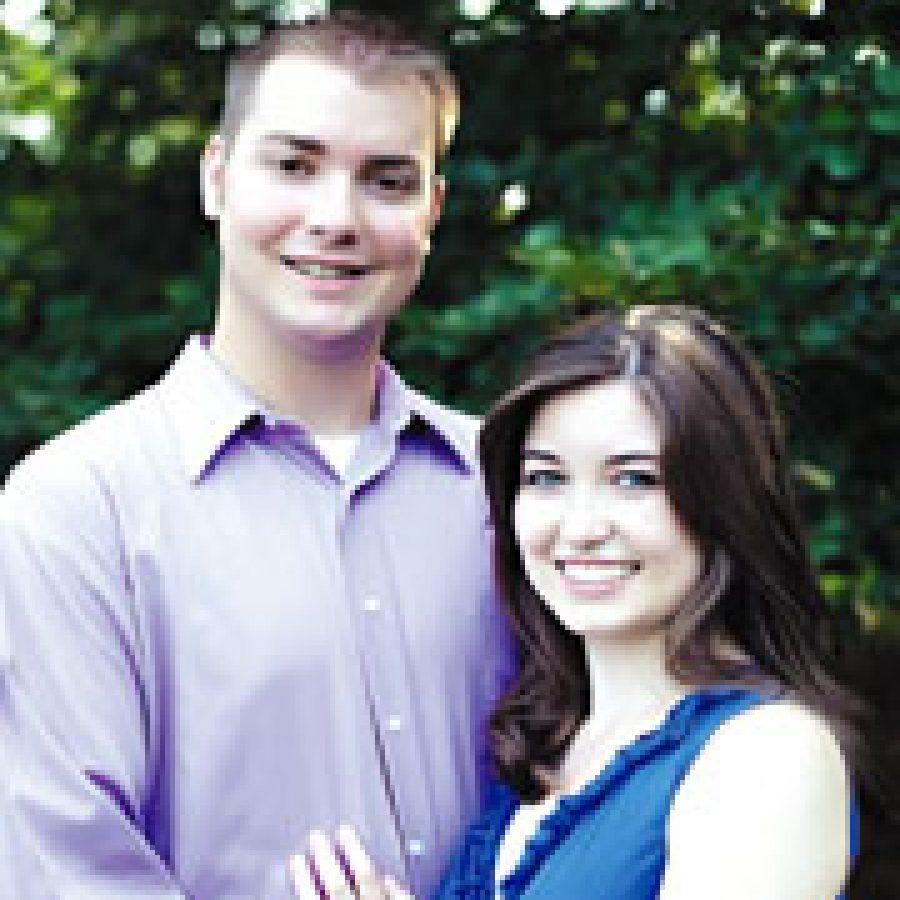 Michael Stefaniw and Rachel Firle