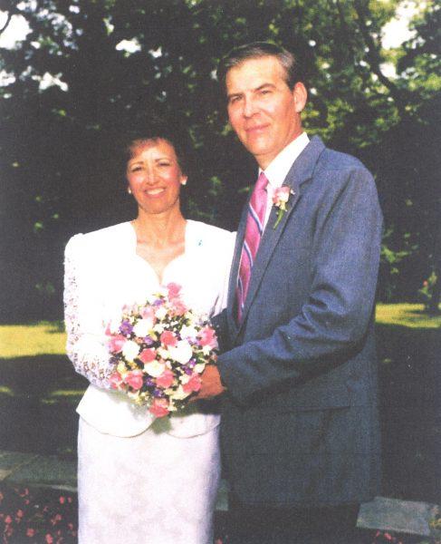Karen and Jerry Foerstel