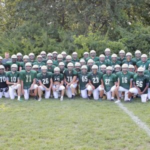 Lindbergh head coach Nathan Norman says his team has been in the weight room this summer and is ready to hit the field and get to the sectionals again. Photo by Erin Achenbach.