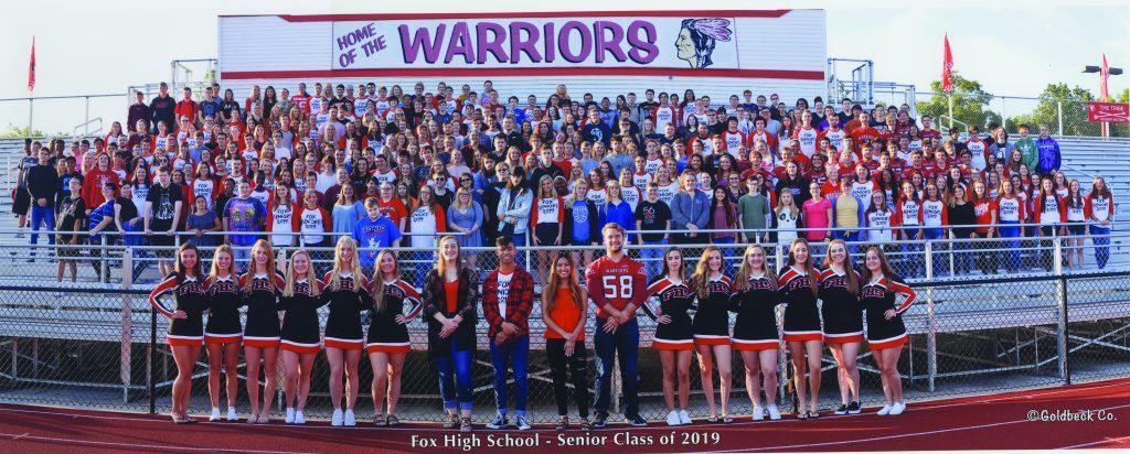 Grad+Salute%3A+Fox+High+School+Class+of+2019