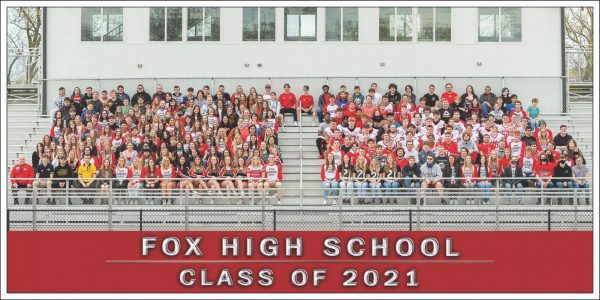 Grad Salute: Fox High School Class of 2021