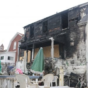 Firefighters injured fighting house fire