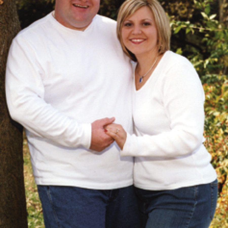 Jeremy Spratt and Sheri Georger