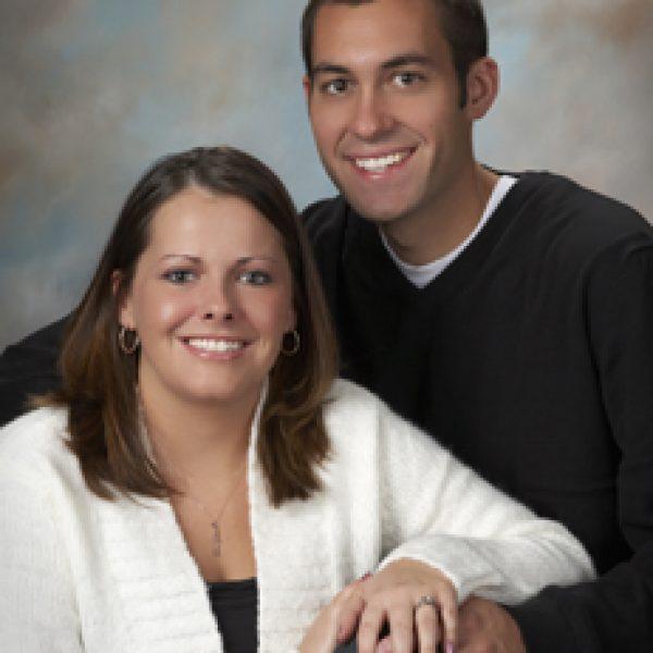 Laura Nostrand and Robert Giammanco