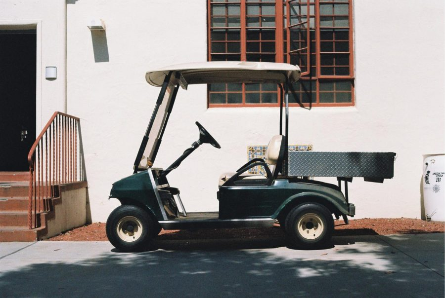 Golf+carts+allowed+on+streets+in+Crestwood+alongside+cars