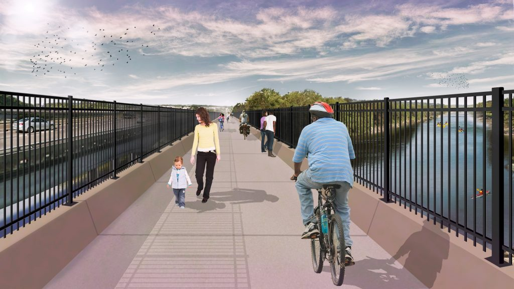 Pictured+above%3A+A+proposed+rendering+of+the+pedestrian+bridge+project.+Rendering+courtesy+of+Great+River+Greenway.+