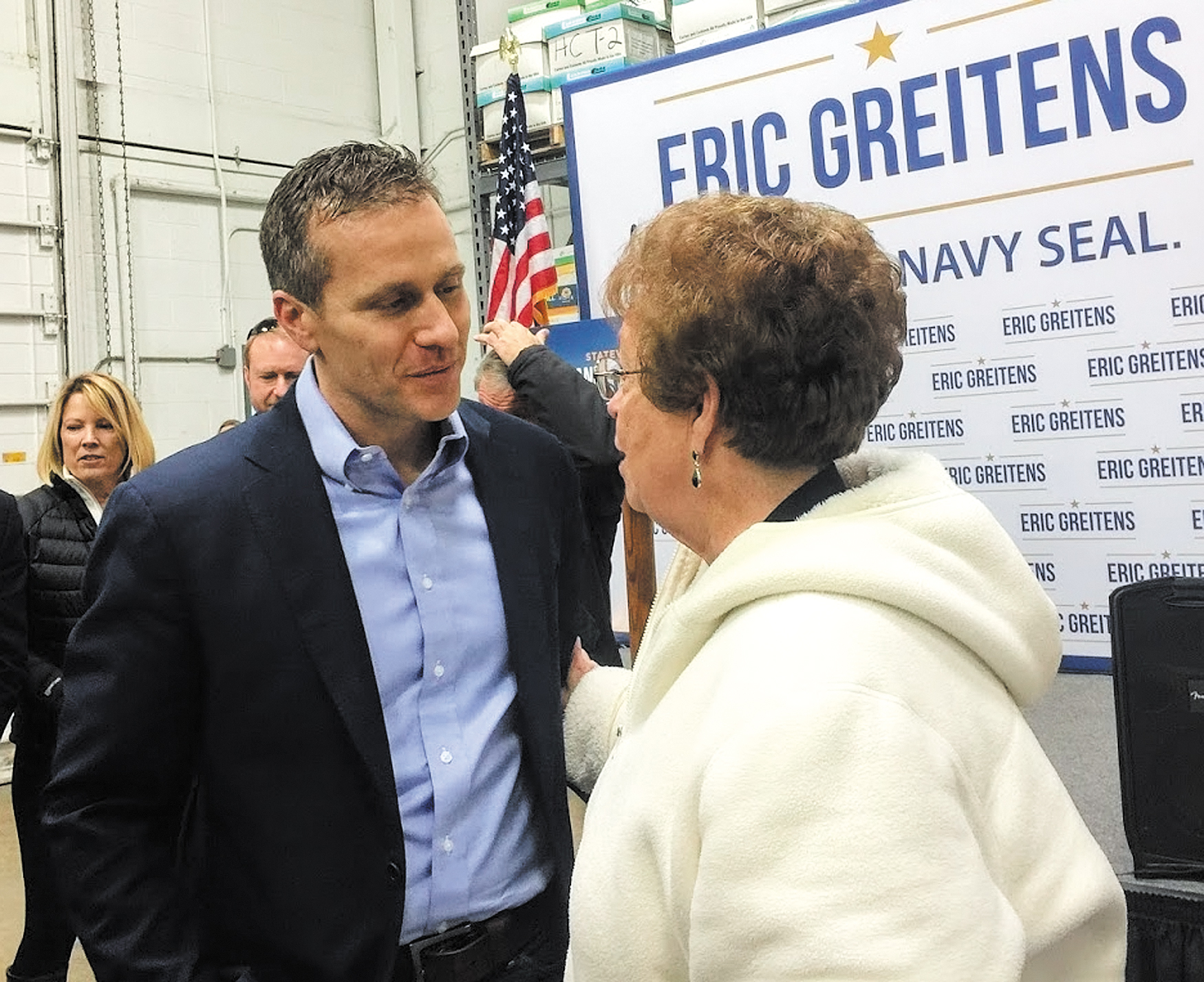 Hawley: Greitens Campaign's Use of Charity Donor List Broke Law