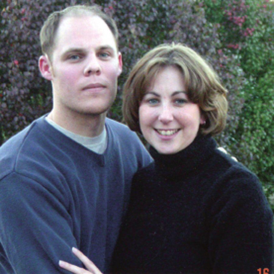 Chad Jenkins and Rebecca Grosser