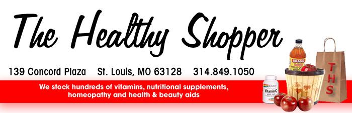 Healthy Shopper banner