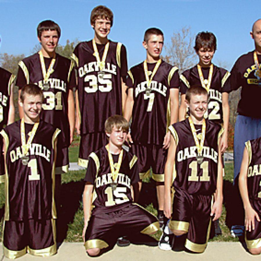 Oakville boys capture two tournaments
