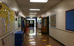 Upgrades at Point Elementary, 6790 Telegraph Road, include a secure entry vestibule, roof work, HVAC work and ADA exit ramp.