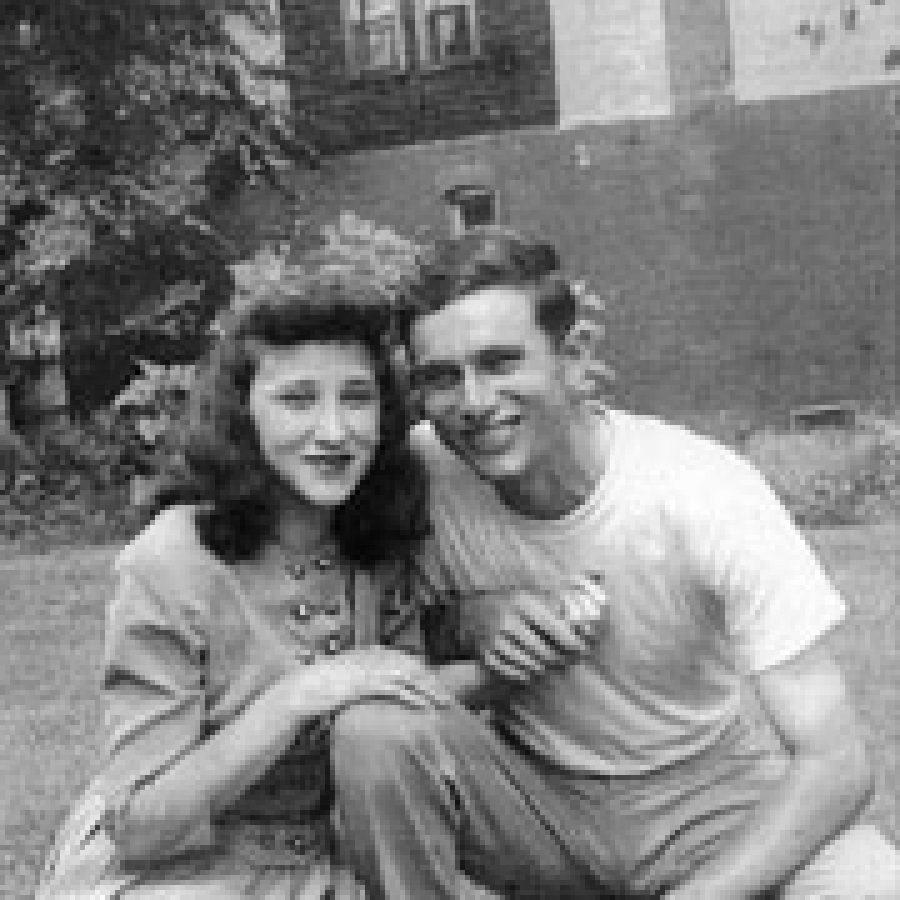 Mr. and Mrs. Hammel