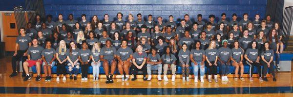 Hancock High School Class of 2020 official class photo