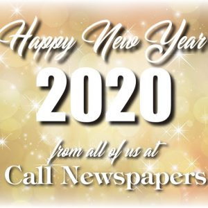 Happy New Year from Call Newspapers
