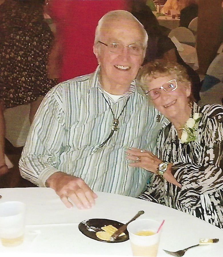 Harold+and+Dorothy+Hoffman+celebrate+their+70th+anniversary+in+Lavon%2C+Texas