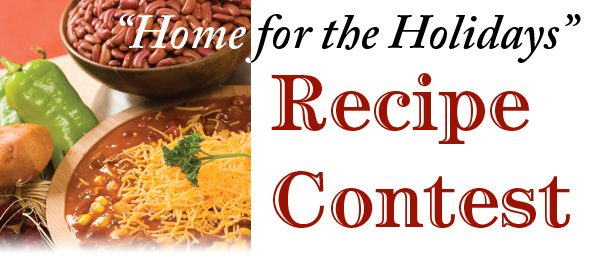 Enter the Call's Home for the Holidays Recipe Contest!