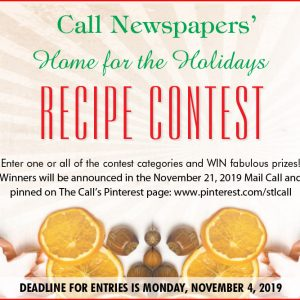 Enter The Call's Home for the Holidays Recipe Contest
