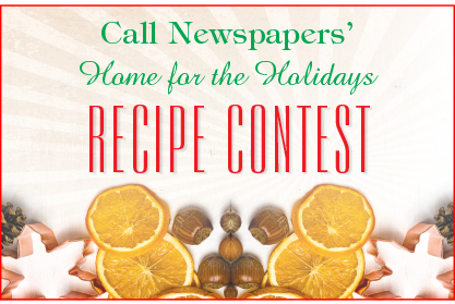 Home for the Holidays Recipe Contest