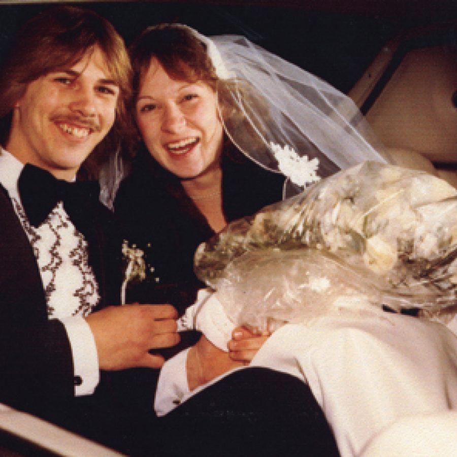 Mr. and Mrs. Hulen, 1980