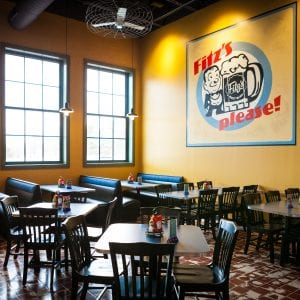 Fitz's opens second location in south county